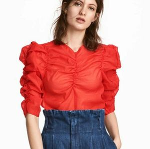 H&M Georgette Blouse